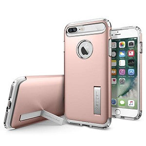 Spigen Slim Armor Case For Apple Iphone 7 Plus 8 Plus Rose Gold