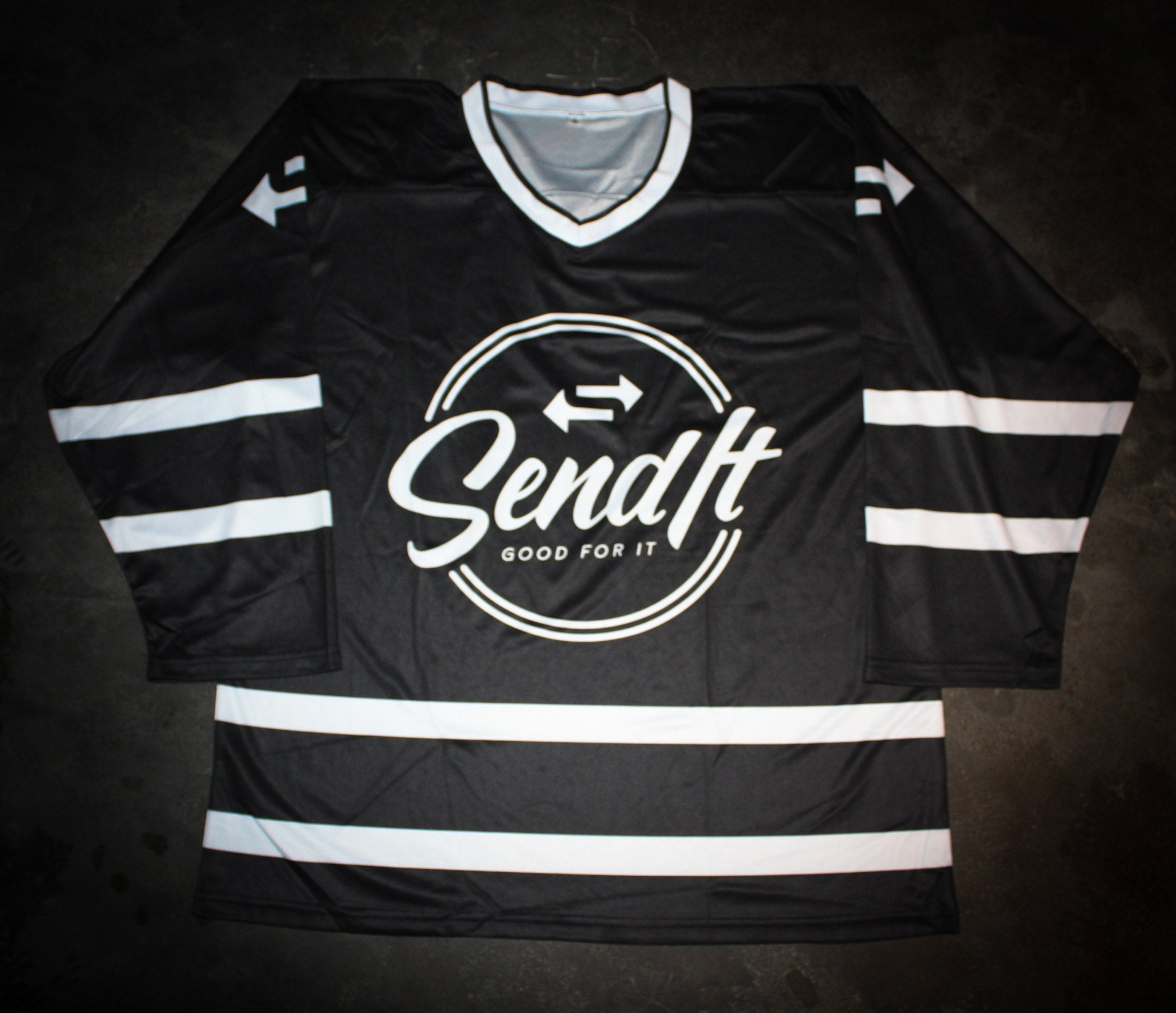 Send It ™ Hockey Jersey