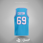 Customizable Send It ™ Basketball Jersey