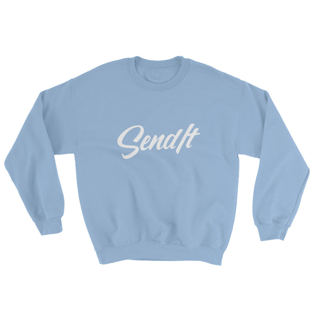 Send It Crewneck Sweater