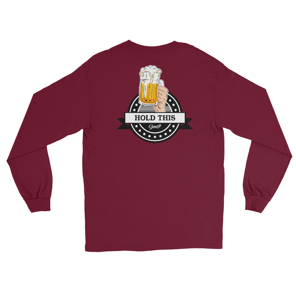 Hold My Beer Long Sleeve Tee