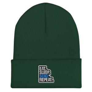 Eat Sleep Send Repeat Beanie
