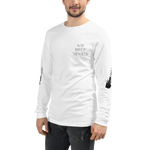 No Half Sends Long Sleeve Tee