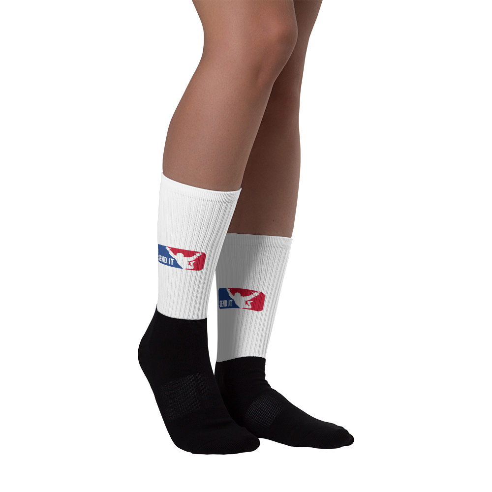 MLS High Top Socks