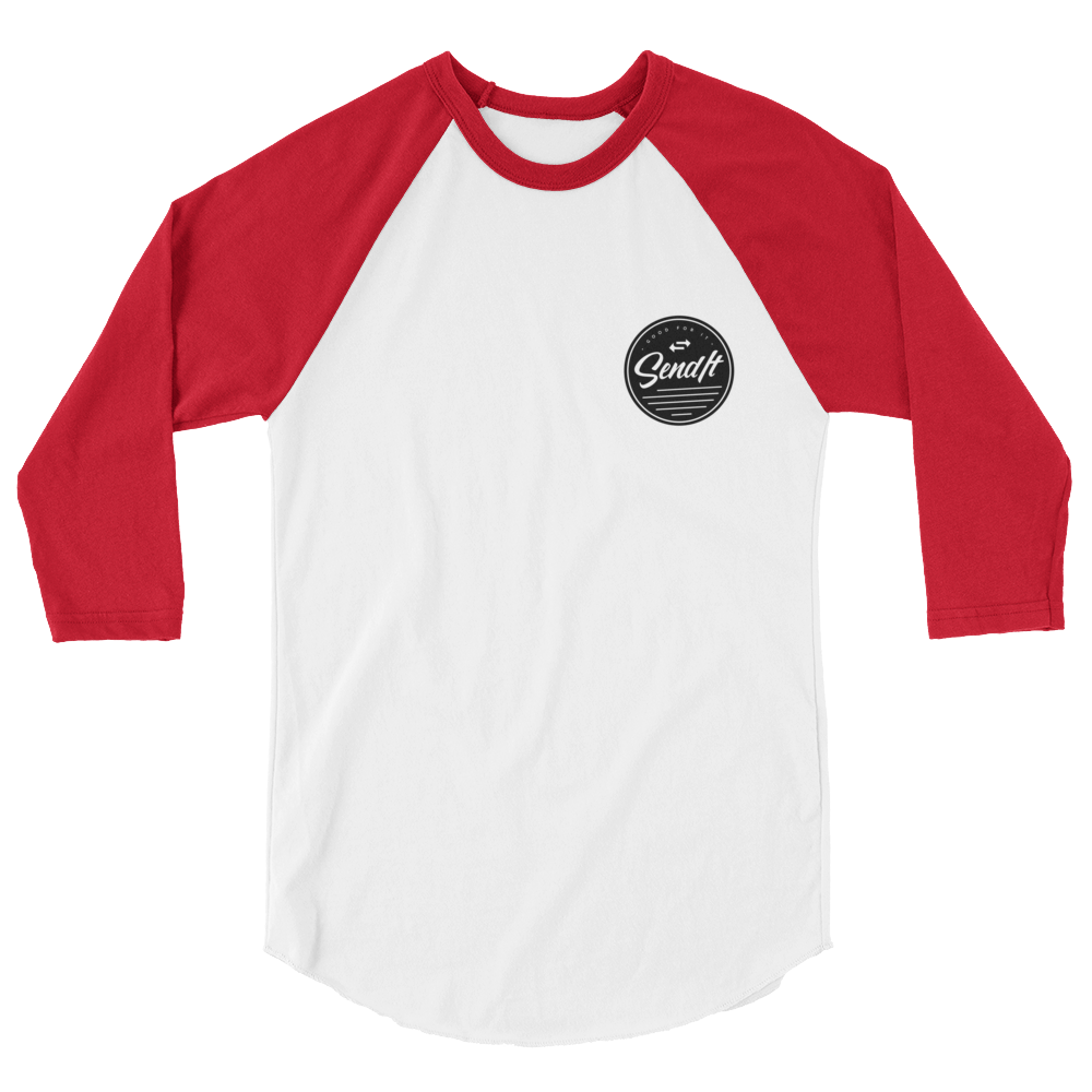 OG Send It Raglan