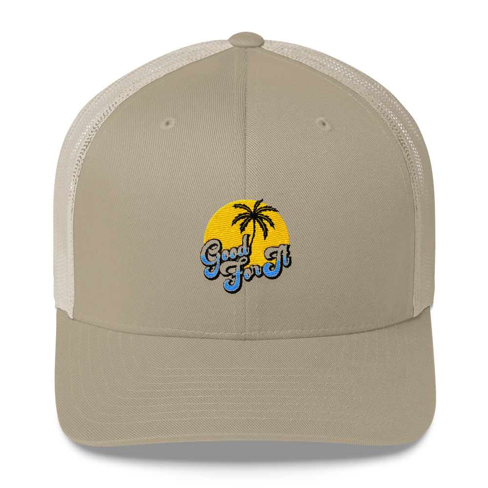 Good For It Trucker Cap