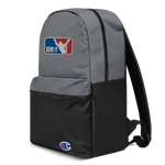Major League Sender Embroidered Champion Backpack