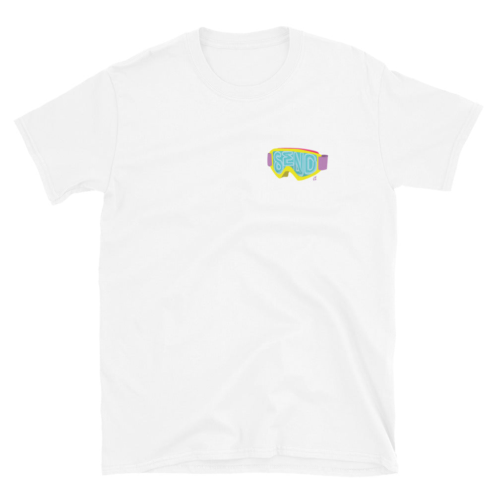 Send Goggles T-Shirt