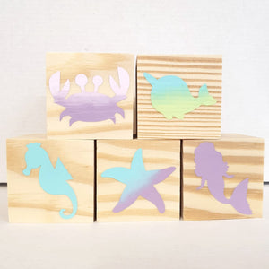 Mermaid Blocks