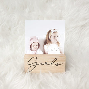 Photo Holder – Small