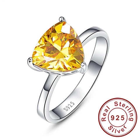 Image of The Reagent Ring in Citrine
