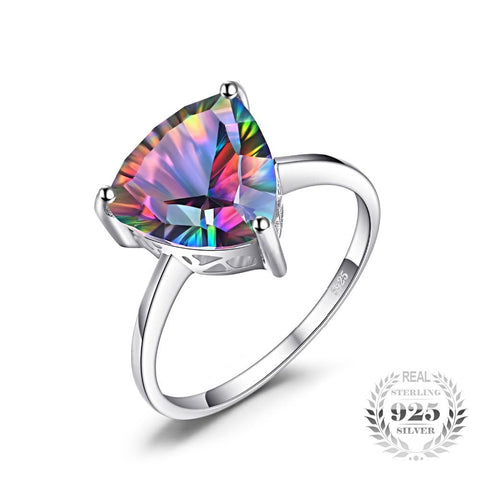 The Reagent Ring in Mystic Topaz