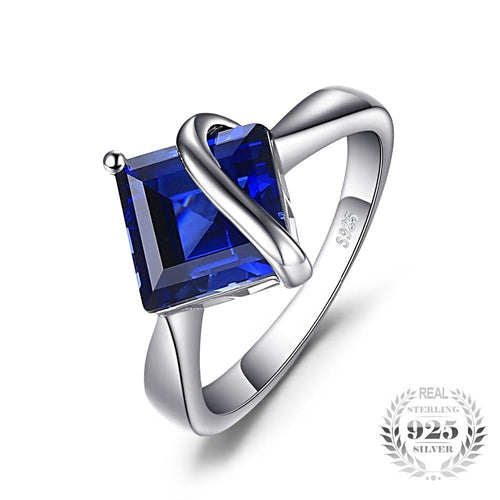 It's a Wrap (ring) in Blue Sapphire