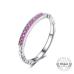 The Thin Spread in Pink Sapphire