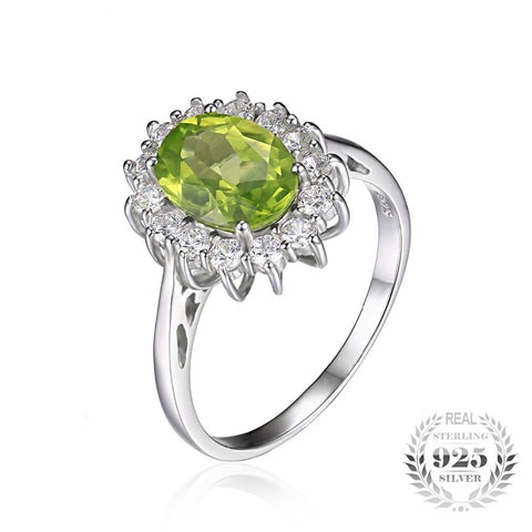The Royalty Ring in Peridot