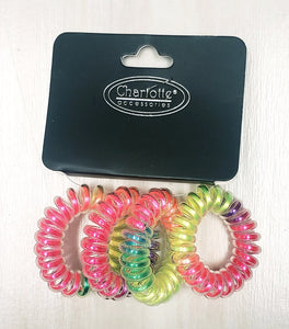 Mini TieDye Hair Coils