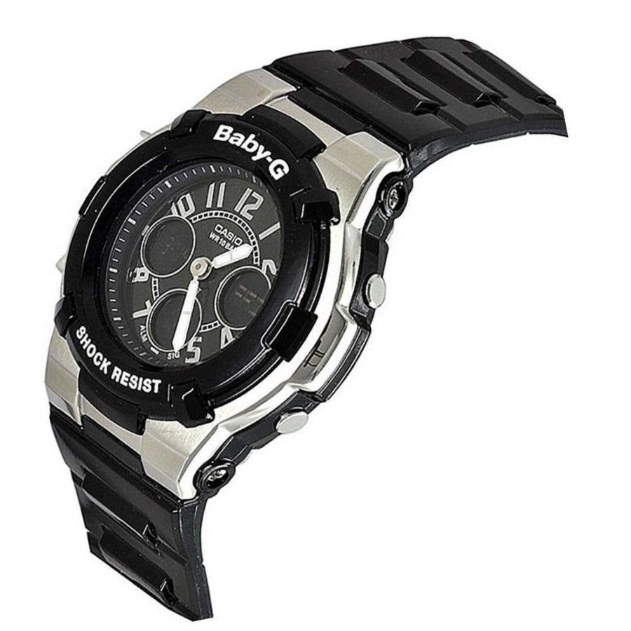 Casio Baby-G Analog Digital Watch BGA110-1B2 women watch ana-digi Watches-Direct-SA