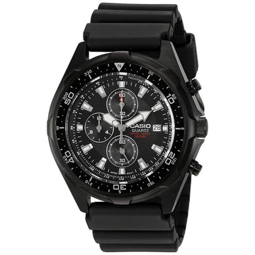 Casio Diver's Chronograph Watch AMW330B-1AV men watch analog Watches-Direct-SA