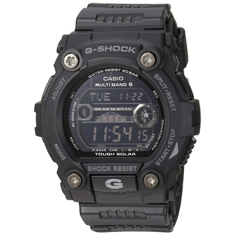 Casio G-Shock Blackout Solar Atomic Watch GW7900B-1 men watch digital Watches-Direct-SA