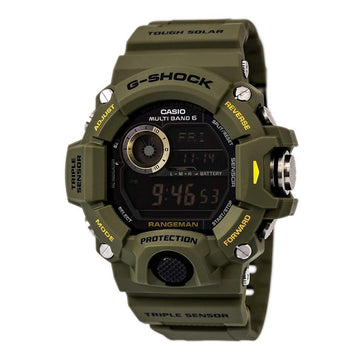 Casio G-Shock Rangeman Solar Atomic Watch GW9400-3 men watch digital Watches-Direct-SA