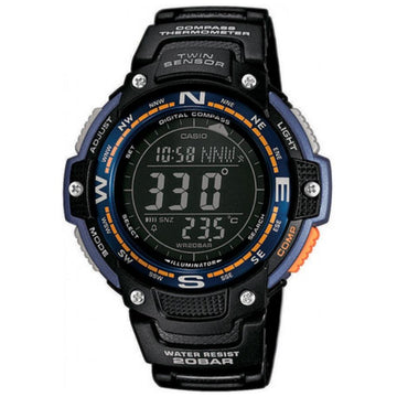 Casio Twin Sensor Digital Compass Sport Watch SGW100-2B men watch digital Watches-Direct-SA
