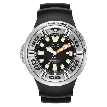 CITIZEN Eco-Drive Professional Diver Men's Watch men watch analog Watches-Direct-SA