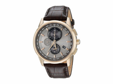 CITIZEN Eco-Drive World Chronograph A-T Men's Watch men watch analog Watches-Direct-SA