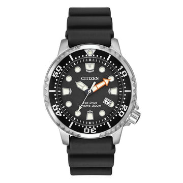 CITIZEN Promaster Diver Black Dial Men's Watch men watch analog Watches-Direct-SA
