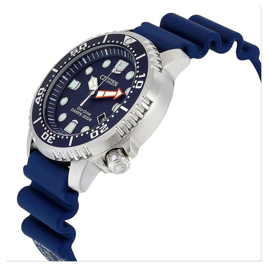 CITIZEN Promaster Professional Diver Dark Blue Dial Men's Watch men watch analog Watches-Direct-SA