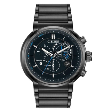 CITIZEN Proximity Perpetual Calendar Chronograph Men's Bluetooth Smartwatch (Solar Powered) men watch smartwatch Watches-Direct-SA