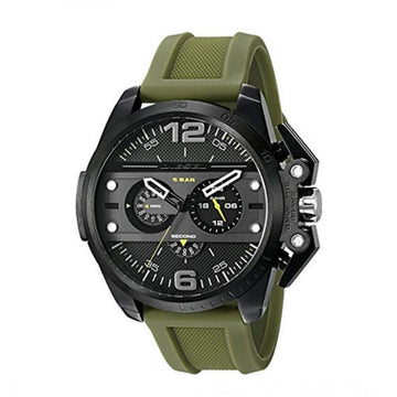 DIESEL Ironside Black Dial Men's Chronograph Watch men watch digital Watches-Direct-SA