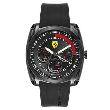 Ferrari Tipo J-46 Round Dial Men's Quartz Watch men watch analog Watches-Direct-SA
