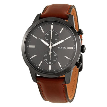 FOSSIL Townsman Chronograph Quartz Men's Watch men watch analog Watches-Direct-SA