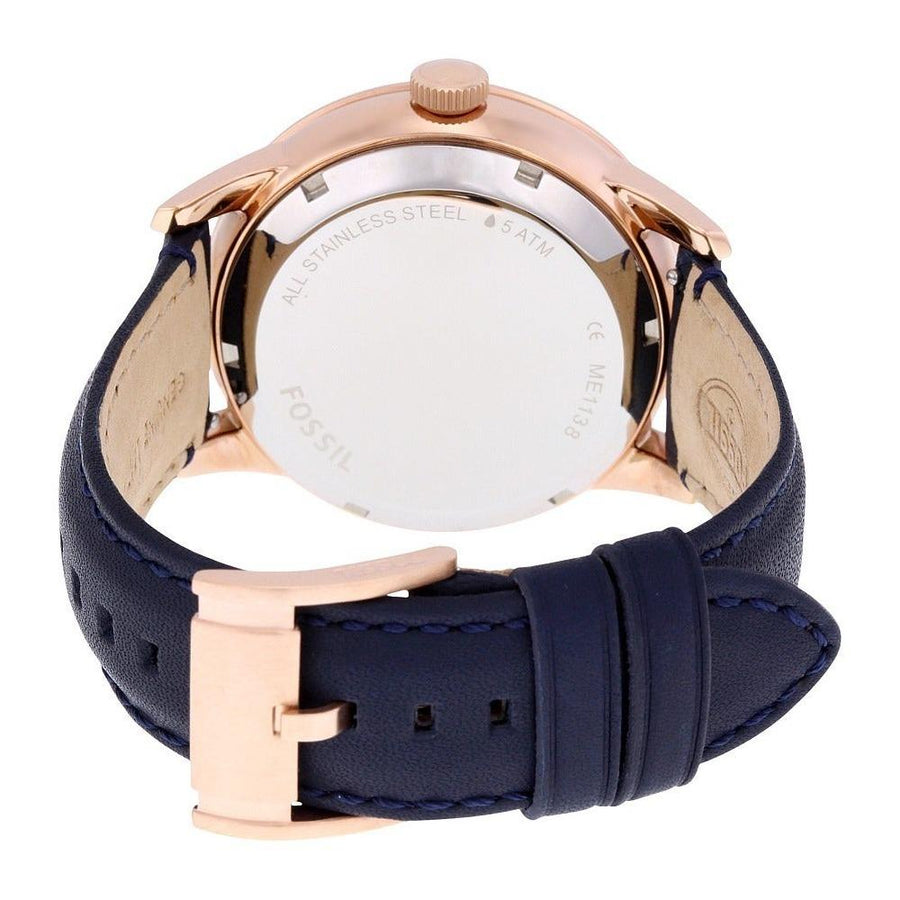 FOSSIL Townsman Multi-Function Navy Blue Dial Men's Watch men watch analog Watches-Direct-SA