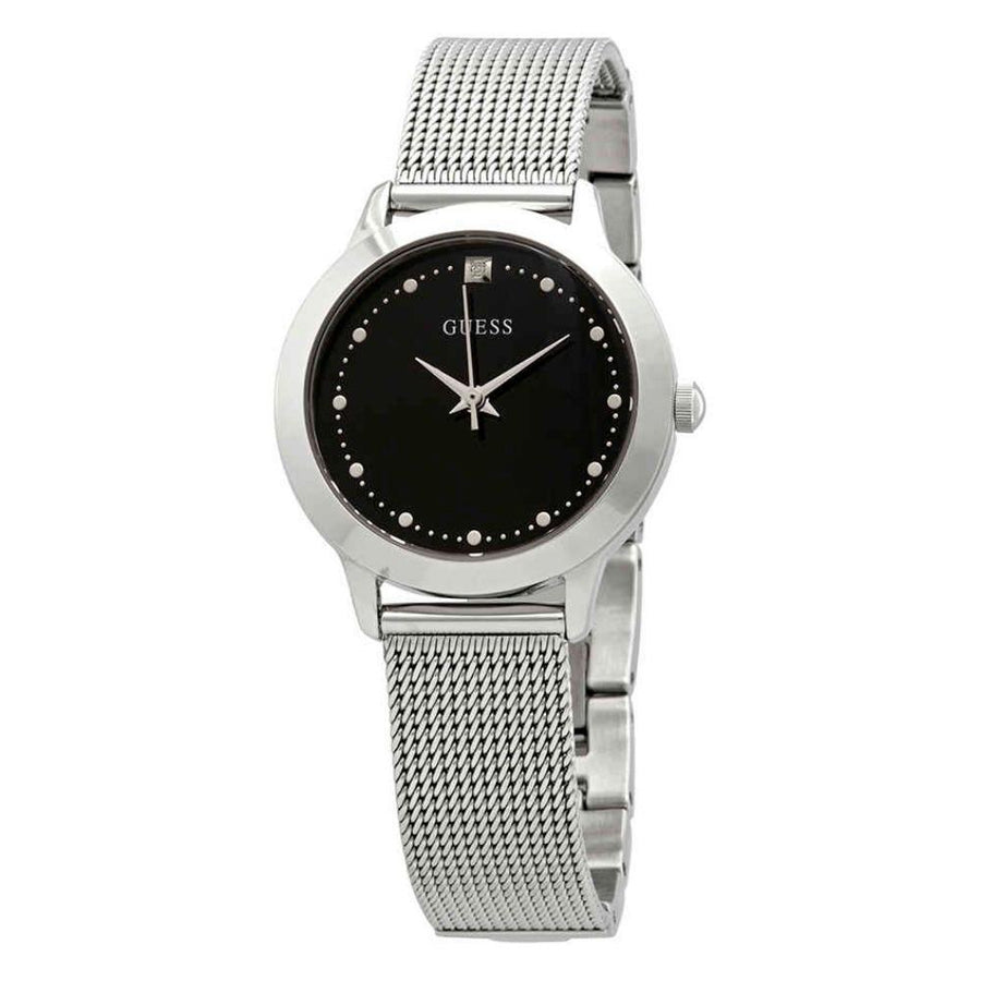 GUESS Chelsea Quartz Black Dial Ladies Watch women watch analog Watches-Direct-SA