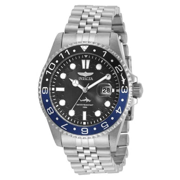 INVICTA Pro Diver Quartz Black Dial Batman Bezel Men's Watch men watch analog Watches-Direct-SA