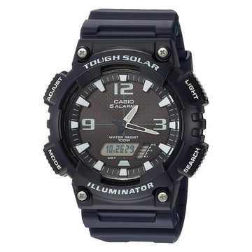 Men's Casio Blue Solar Power Sports Watch AQ-S810W-2A2VCF men watch ana-digi Watches-Direct-SA