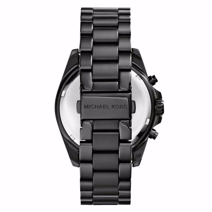 MICHAEL KORS Bradshaw Chronograph Black Dial Unisex Watch unisex watch analog Watches-Direct-SA