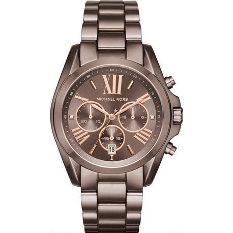 MICHAEL KORS Bradshaw Sable Chronograph Unisex Watch unisex watch analog Watches-Direct-SA