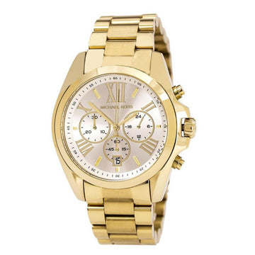 MICHAEL KORS Oversize Bradshaw Chronograph Unsiex Watch unisex watch analog Watches-Direct-SA