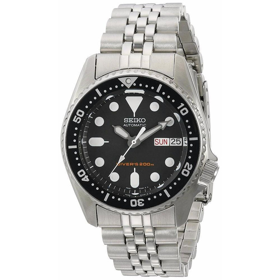 Seiko Automatic Scuba Divers 21 Jewels 200M Men's Watch men watch analog Watches-Direct-SA