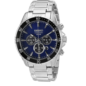 SEIKO Core Chronograph Men's Watch men watch analog Watches-Direct-SA