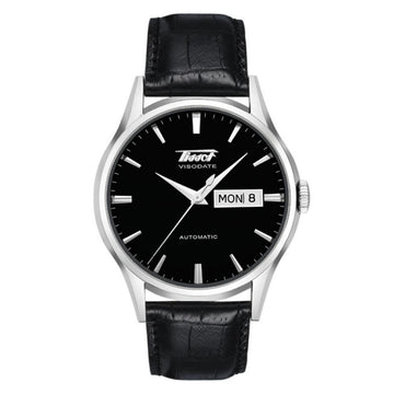 TISSOT Heritage Visodate Men's Watch T019.430.16.051.01 men watch analog Watches-Direct-SA