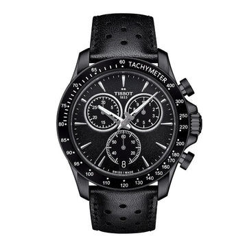 TISSOT T-Sport V8 Chronograph Black Dial Men's Watch T106.417.36.051.00 men watch analog Watches-Direct-SA