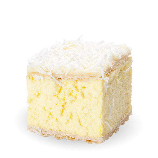 Premium 6 x 6 cm Gourmet Original Custard Square (Seconds)