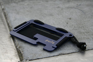 Pulo Tactical Wallet - Navy Blue