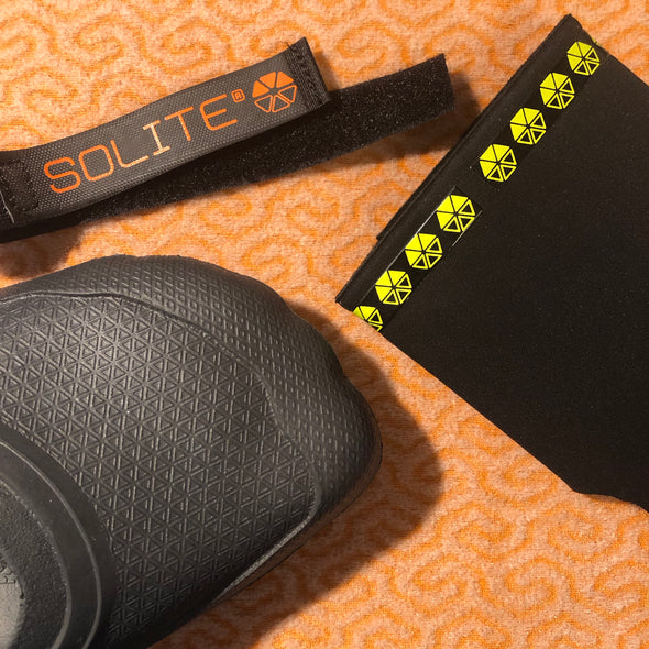 Solite Wetsuit Boots technology components. Heat Moldable Wetsuit Boots.