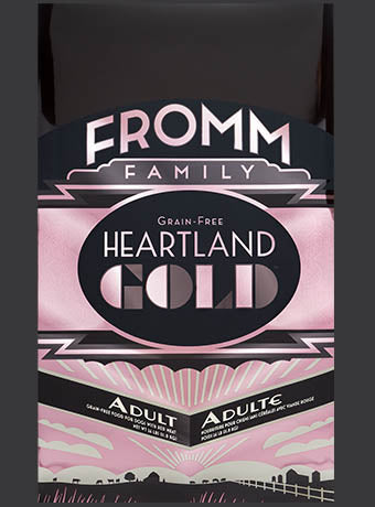 FROMM DOG GOLD HEARTLAND ADULT