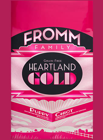 FROMM PUPPY GOLD HEARTLAND