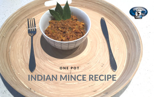 indian mince recipe